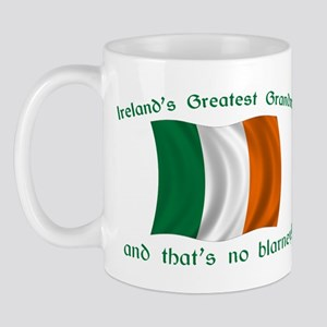 Ireland's Greatest Grandma Mug