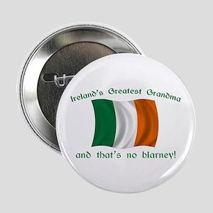 "Ireland's Greatest Grandma 2.25"" Button"