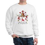 Hirschberg Family Crest Sweatshirt