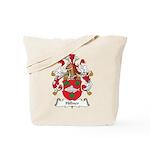 Hillner Family Crest Tote Bag