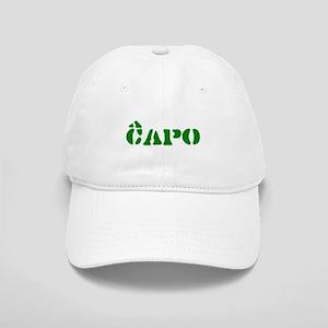 Esperanto Labels Cap