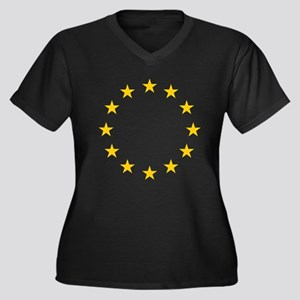EU Stars Europe, European Union Flag, Symbol, Sign