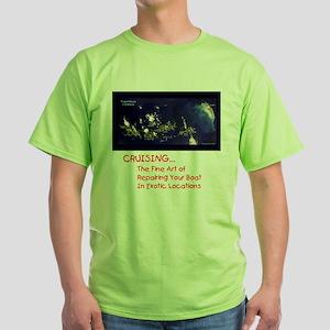 Cruising Green T-Shirt