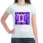 Gemini Jr. Ringer T-Shirt