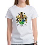Heuss Family Crest Women's T-Shirt