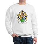 Heuss Family Crest Sweatshirt
