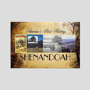 ABH Shenandoah Rectangle Magnet