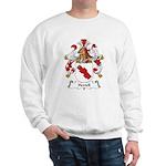 Hertell Family Crest Sweatshirt