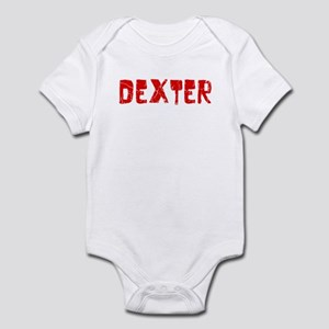 Dexter Faded (Red) Infant Bodysuit