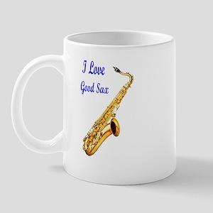 Good Sax Mug