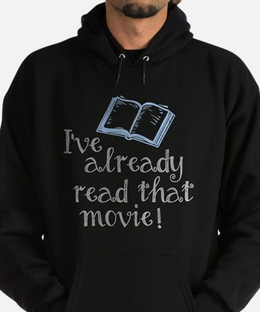 Read that movie Sweatshirt