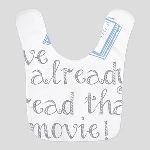 Read that movie Polyester Baby Bib