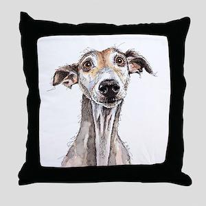 Hopeful Throw Pillow