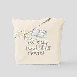 Read that movie Tote Bag