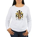 Hennig Family Crest Women's Long Sleeve T-Shirt