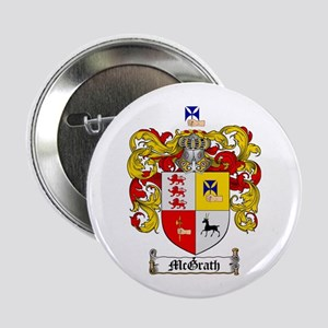 "McGrath Family Crest 2.25"" Button (100 pack)"