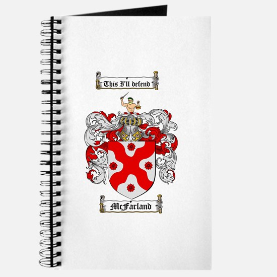McFarland Family Crest Journal