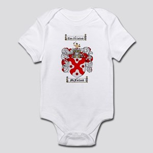 McFarland Family Crest Infant Bodysuit