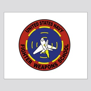 United States Navy Fighter We Small Poster