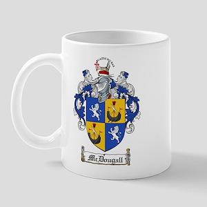 McDougall Family Crest Mug