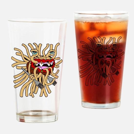 Monster humor Drinking Glass