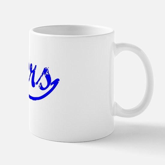 Vintage Rogers (Blue) Mug