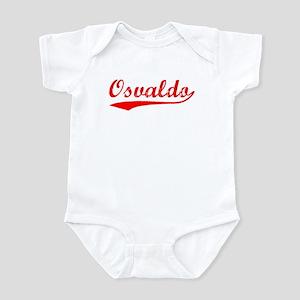 Vintage Osvaldo (Red) Infant Bodysuit