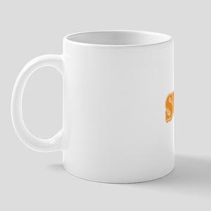 Orange Ribbon Survivor Mug Mugs