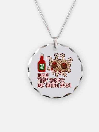 Cool Intelligent design Necklace