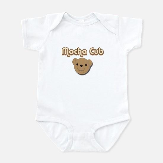 Mocha Cub Infant Bodysuit