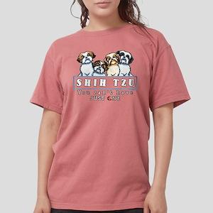 Shih Tzu Just One Dk T-Shirt