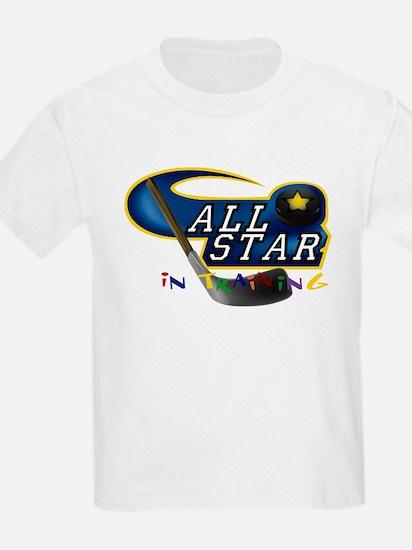 Hockey All Star in Training T-Shirt