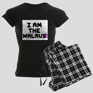 I AM THE WALRUS! Pajamas