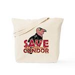Save the California Condor Tote Bag