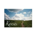 Kansas Trails Rectangle Magnet (10 pack)