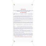 Legal Notice#2 Portrait Banner