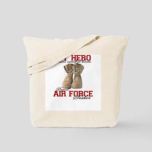 Combat boots: USAF Sister Tote Bag