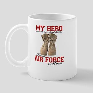 Combat boots: USAF Mom Mug