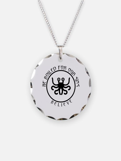 Funny Intelligent design Necklace
