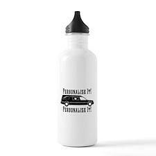 PERSONALIZED Hearse Water Bottle