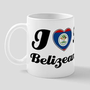 I love my Belizean Wife Mug