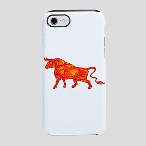 THE BULL RUN iPhone 8/7 Tough Case