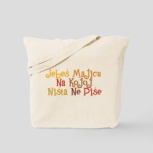 Je*es maicu... Tote Bag