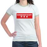 Whatever Makes You Happy Jr. Ringer T-Shirt