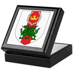 Queen of the Midrealm Keepsake Box