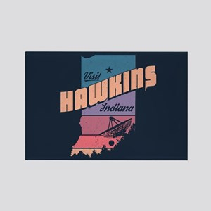 Visit Hawkins Indiana Magnets