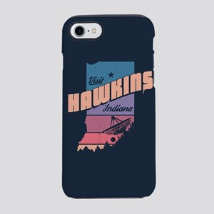 Visit Hawkins Indiana iPhone 8/7 Tough Case