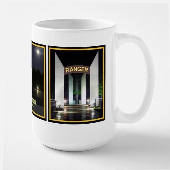 RANGER COLLAGE 02A Large Mug