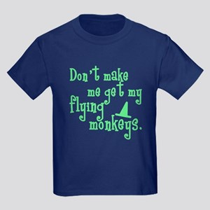 Flying Monkeys Kids Dark T-Shirt
