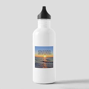JOHN 3 16 VERSE Stainless Water Bottle 1.0L